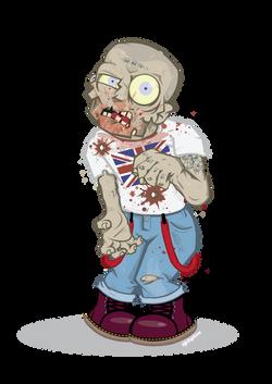 Skinhead Zombie-01