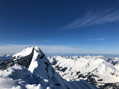 Greetings from 3000 m Altitude