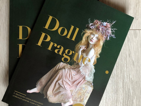 """""""Doll Prague"""" Catalogue 2018"""