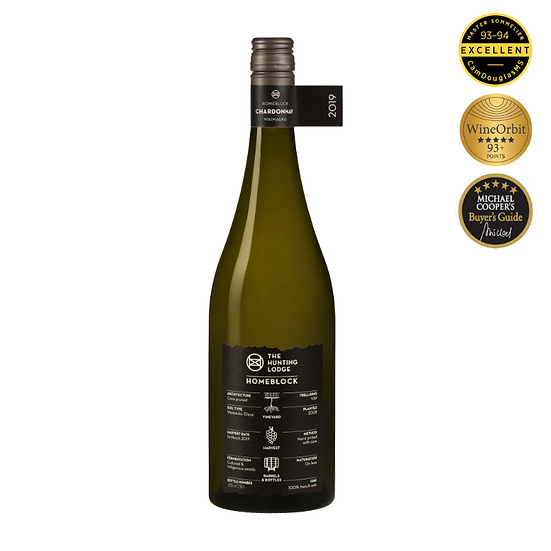 Homeblock Chardonnay 2019 Waimauku