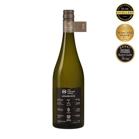 HomeBlock Sauvignon Blanc 2019 Waimauku