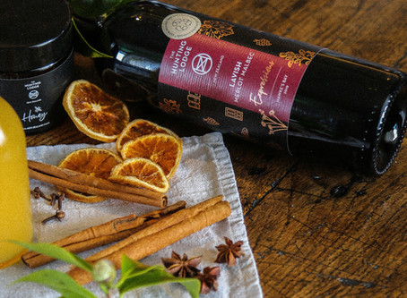Warming Winter Mulled Wine Recipe
