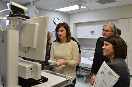 Telemedicine services now available at Veterans Memorial Hospital