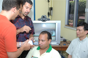 Setting up telemedicine in a remote region of Brazil (Telemedicine.com)