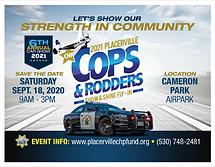 2021 Placerville Cops & Rodders Show & S
