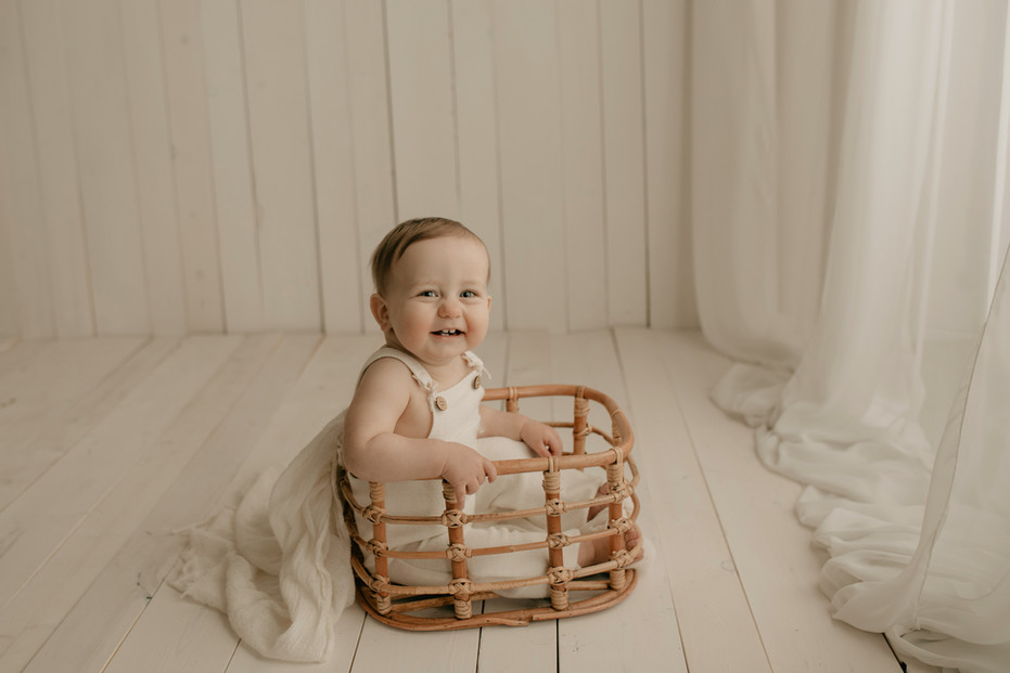 Baby Boy photogrpahy studio session