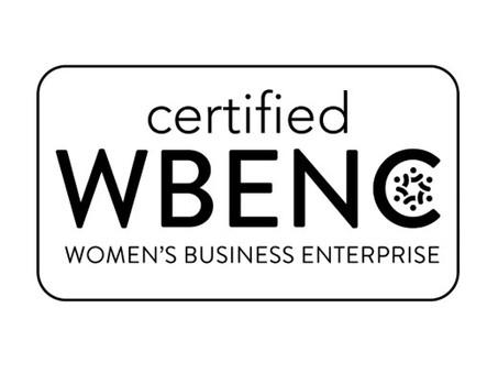Onwards HR certified as a Women's Business Enterprise