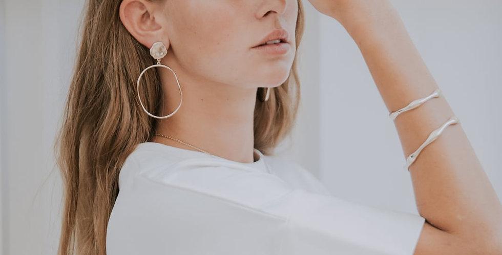 Boucles d'oreilles Irregular - Avinas Jewelry
