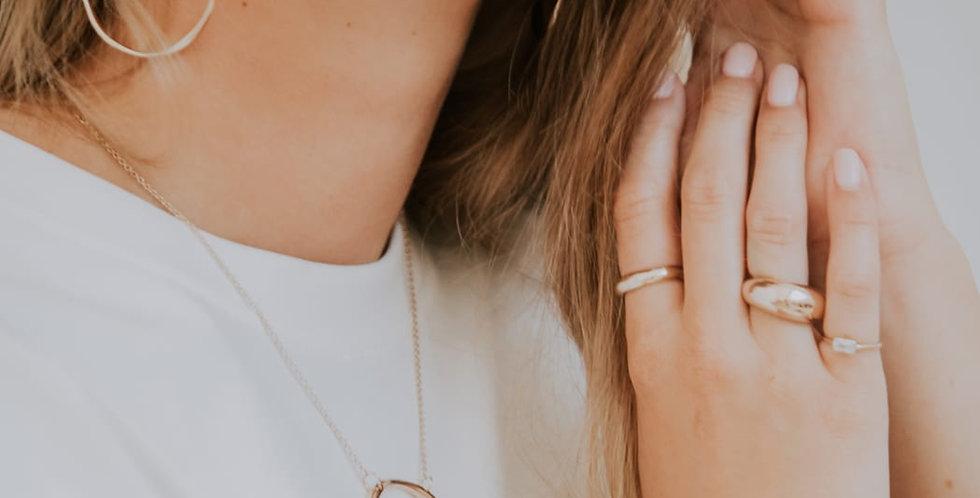Collier Irregular - Avinas Jewelry