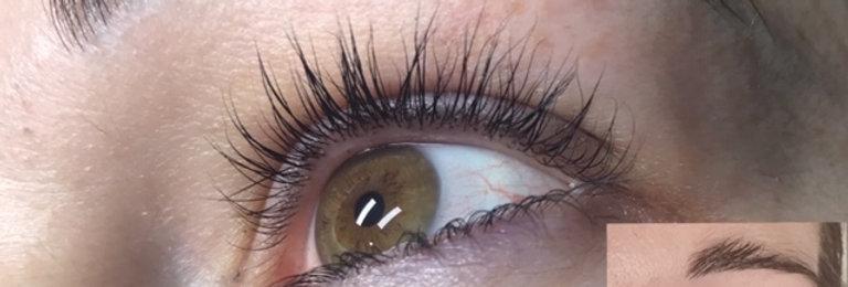 Eyelash Enhancement from