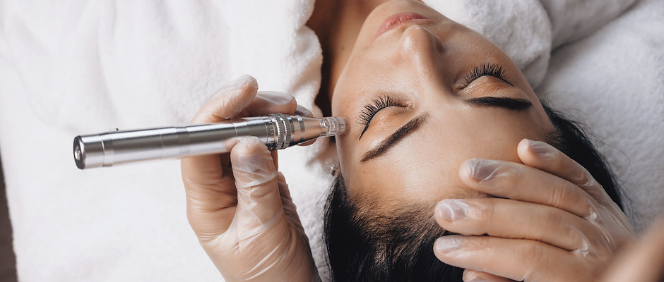 The New Face Skin Absolute with Microdermabrasion from