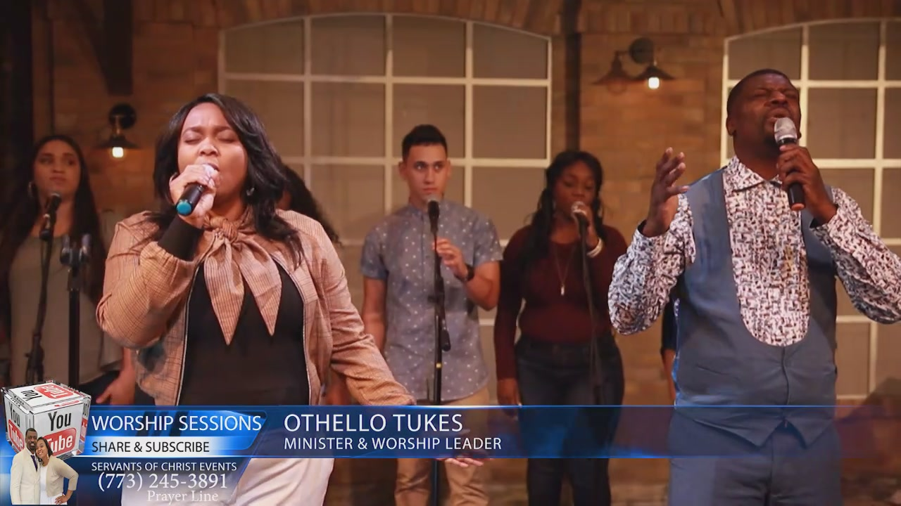 Worship Sessions (feat Pastor Darnel Butler)