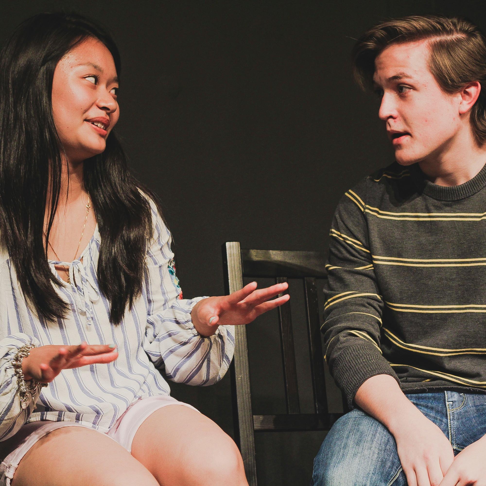 Teen Acting - August