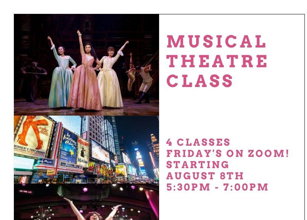 Musical Theater Class