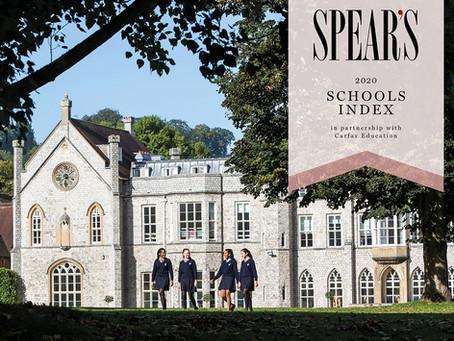 Carfax Education запустил глобальный рейтинг частных школ в партнерстве с журналом Spear's Magazine