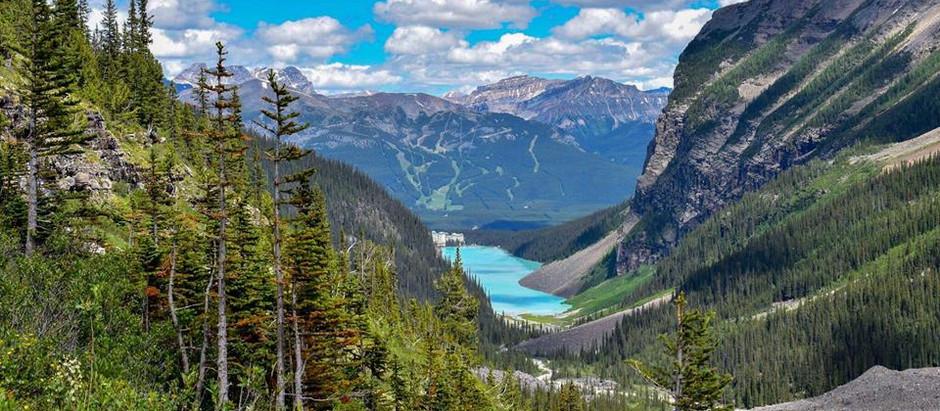 Lake Louise & The Plain of Six Glaciers Tea House Hike