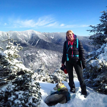 Winter Hike on Cannon Mountain