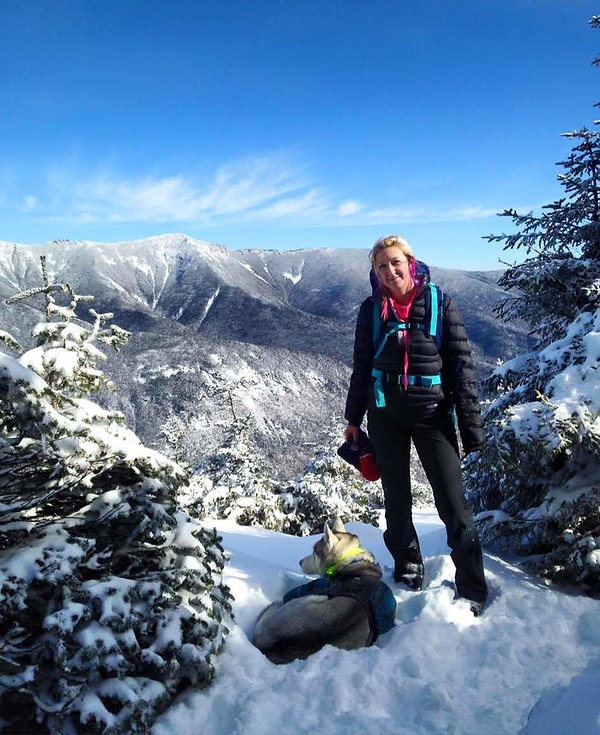 Winter Hiking on Cannon Mountain