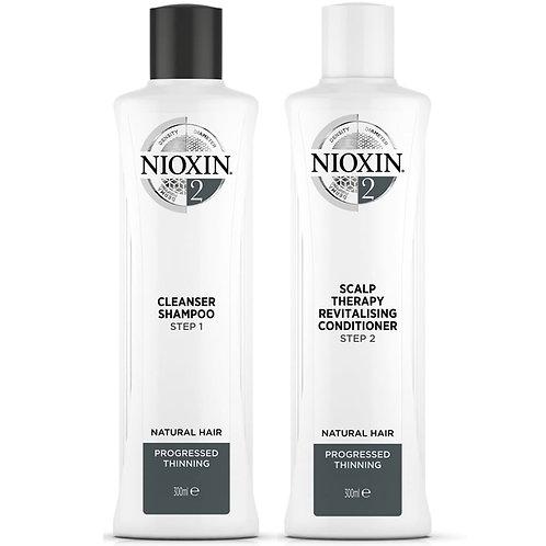 NIOXIN 3D CARE SYSTEM 2