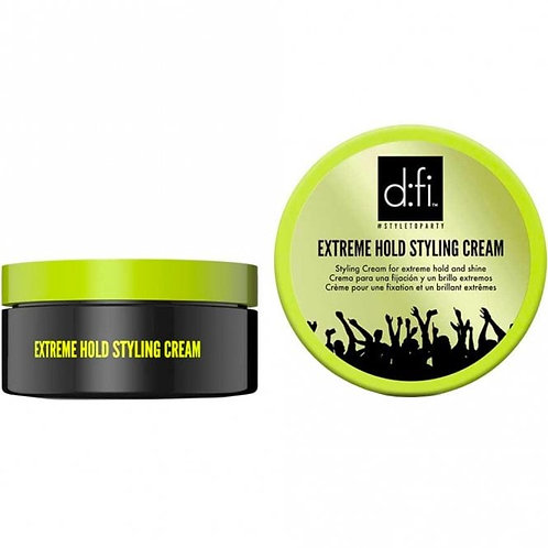 D:FI EXTREME HOLD STYLING CREAM 75GM