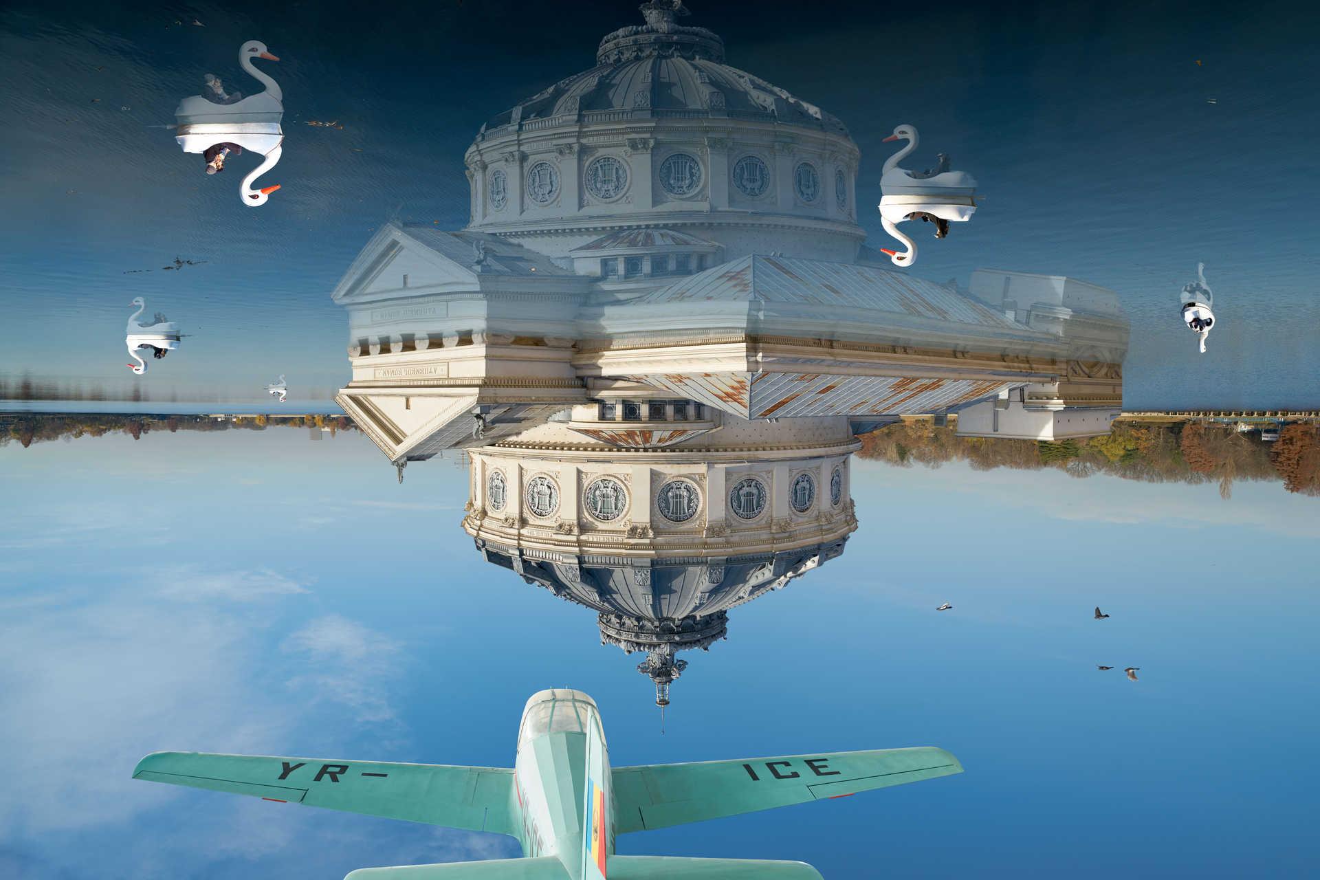 Understanding music - floating reflectio