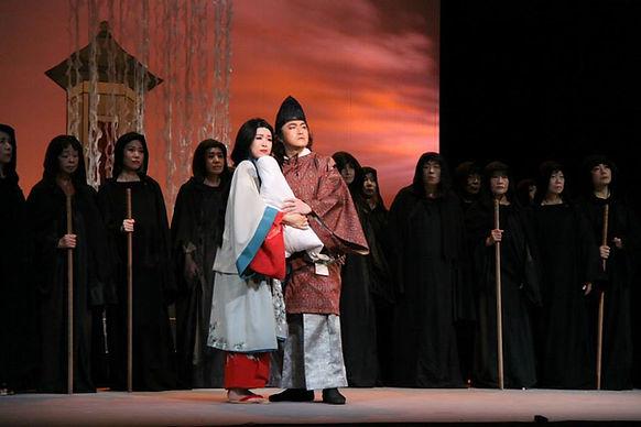 オペラ『白狐』妙高公演