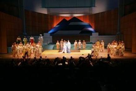 オペラ『小町百年の恋』つくば公演