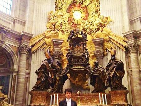 【平和、コロナ収束への祈り】Ave Maria(平井秀明作曲)