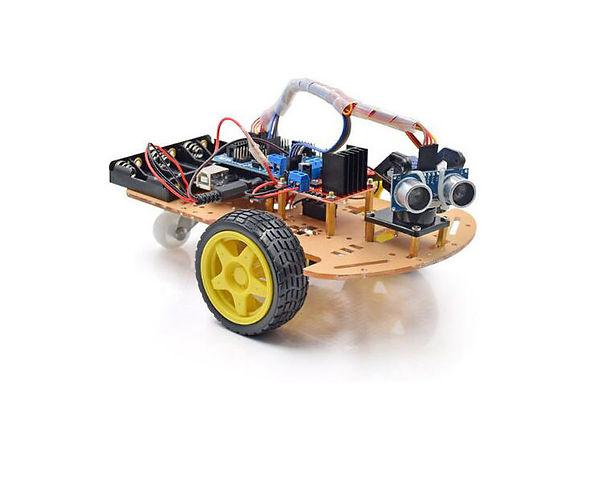 New-Hot-Sale-DIY-2WD-Smart-Robot-Car-Cha