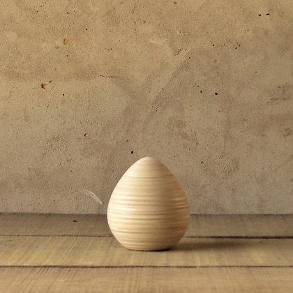 Cirrus - houten mini urn