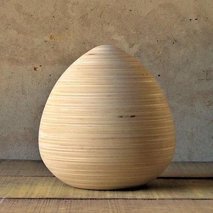 Ovia - houten urn