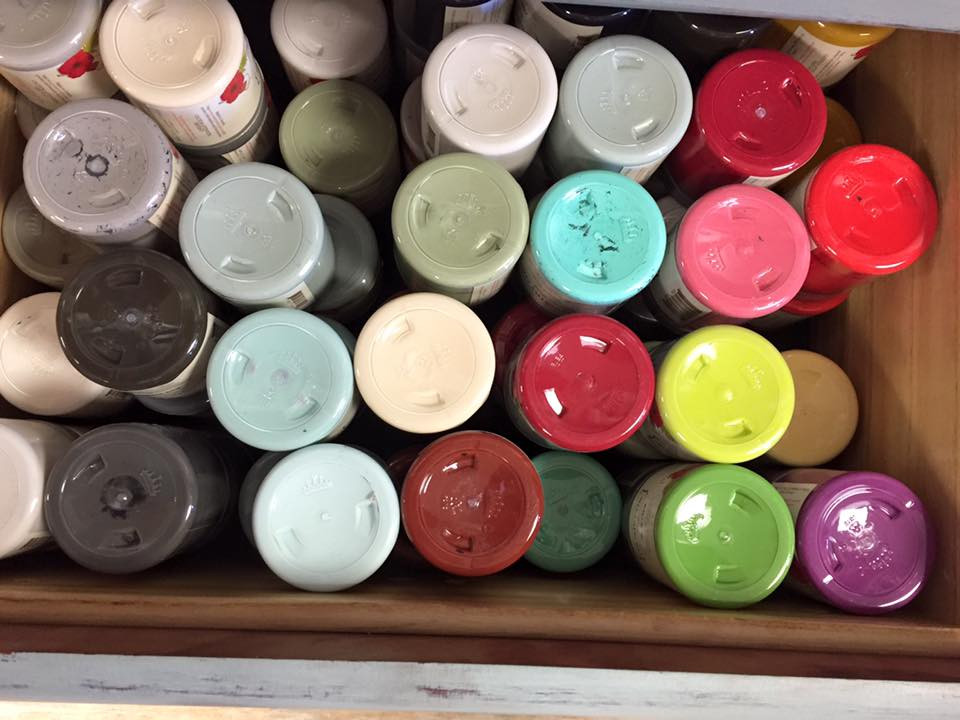 Large selection of Colours