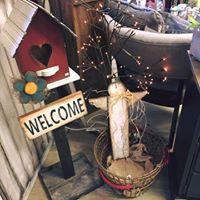Welcome Birdhouse