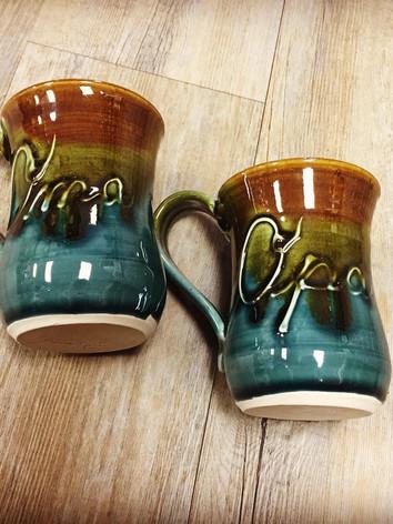 Oma & Opa Mugs