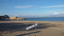 L'Escala vue par ROMARLOC