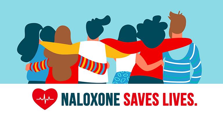 FREE Online Naloxone Training - October 4, 2021