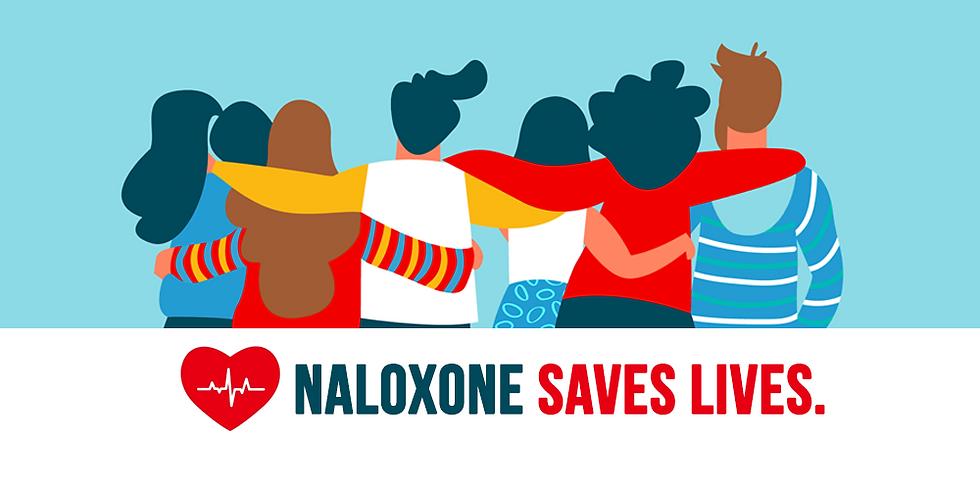 FREE Online Naloxone Training - March 2021