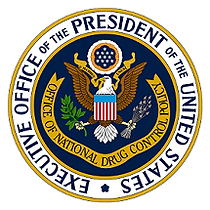 Office of National Drug Control Policy seal.