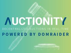 Préparation du lancement d'Auctionity (enchères pour NFT)