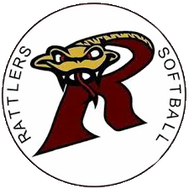 Rattlers Soft ball logo.png