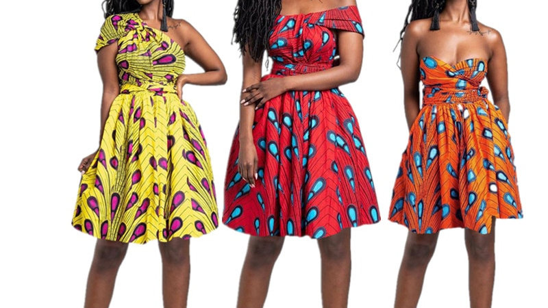 Batik Traditional African Clothing Fairy Dreams