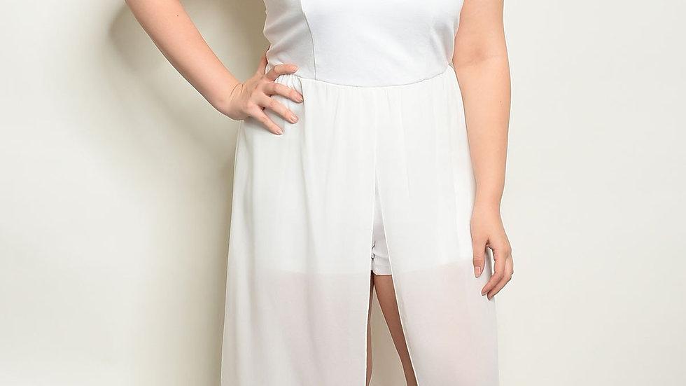 Womens Plus Size Jumpsuit