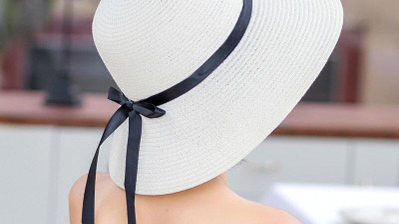 YOYOCORN  Straw Hat Female Summer Small Fresh Hat Sun Hat