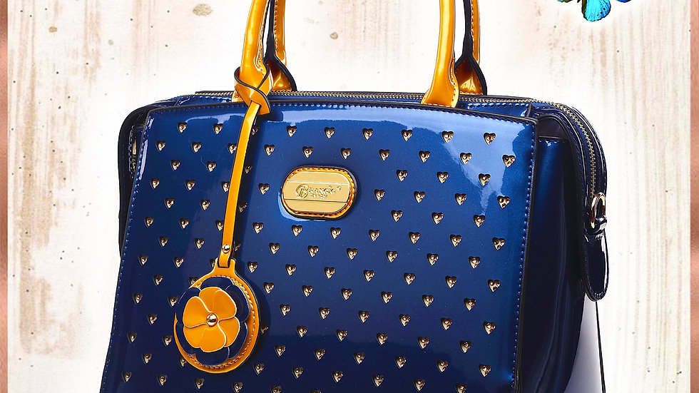 Starz Art Retro Womens Highend Fashion Leather Purses and Handbags