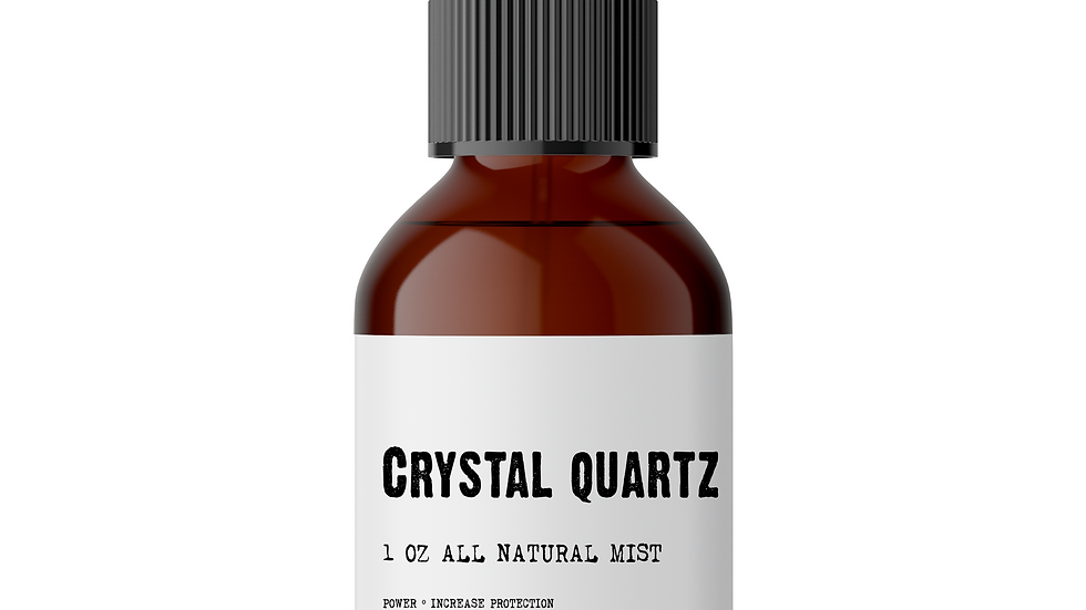 Crystal Quartz Meditation Mist