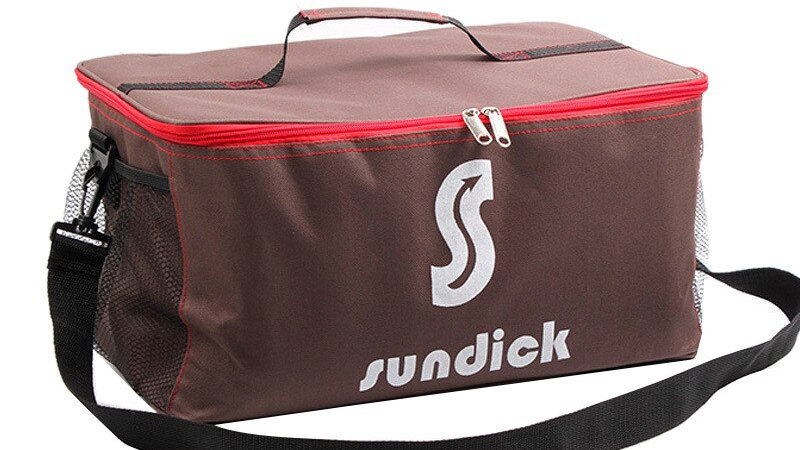 Outdoor Camping Hiking Picnic Bag Camping Portable Food Storage Picnic