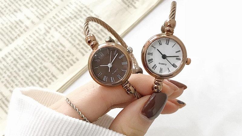 Luxury Quartz Wristwatch