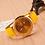 Thumbnail: Quartz Watch Leather Band Women