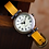 Thumbnail: Leather Female Watch ROMA Vintage