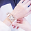 Thumbnail: Starry Square Dial Bracelet Watches